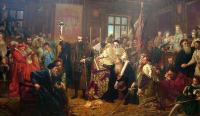 Czytaj więcej: Unia lubelska - 1 lipca 1569r.
